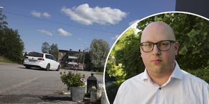 Advokaten Christoffer Örngård och hans klient accepterade åklagarens begäran om fortsatt häktning.