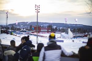 Östersunds skidstadion nu och i en framtid är en spännande undersökning där många goda  idéer kommer fram.
