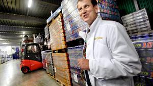 Lyckad lansering av gin i Storbritannien ger mångmiljonvinst för Kopparbergs bryggeri