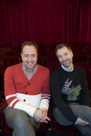Björn Stein och Måns Mårlind är regissörerna bakom