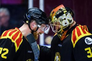 Jocke och Jocke vill gärna ta sig till slutspel. Bild: Simon Hastegård / Bildbyrån