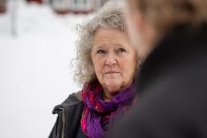 Karin Hjelm har polisanmält psykiatrin i Hudiksvall.