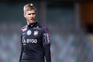 Fredrik Andersson. Foto: Michael Erichsen / BILDBYRÅN