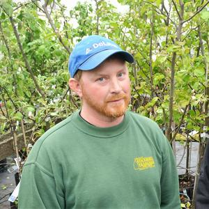 Lars Uleander, Stackmora trädgård.