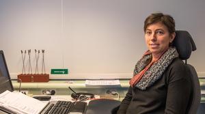 Johanna Larsson är koordinator, tävlingsadministration, och hanterar seedningen inför Vasaloppet.