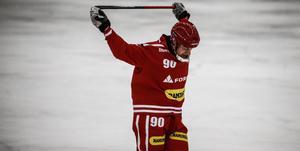 Tomas Knutson fick igång målskyttet även i kvalserien under tisdagen.