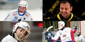 Mikko Lukkarila,  Pavel Ryazantsev, Patrik Hedberg och Johan Sundquist är några av de fina pralinerna i våra livesända matcher.