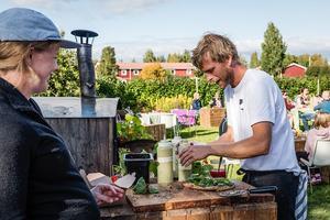 SÅ GOTT. På Skördefesten i Jämtland och Härjedalen kan du frossa i lokalt mathantverk. Som exempelvis charkuterier, skördefestburgare, fina ostar, köttlådor, sylt, marmelader, honung och tunnbröd.