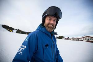 Säfsens platschef Andreas Larsson är mer än nöjd med säsongspremiären.