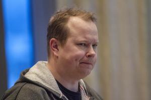 Fredrik Skoglund (S), ordförande i miljö- och byggnämnden.