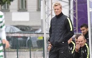 Johan Mjällby var manager i VSK 2016-2017.