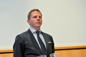 Advokat Olle Kullinger företräder Daniel Kindberg.Foto: Marcus Ericsson/TT