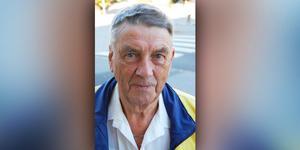 Karl-Gunnar Jansson, mångårig ordförande i Hallstaviksklubben MK Orion, har nyligen avlidit, 84 år gammal. Arkivfoto.