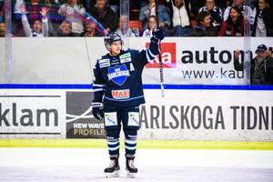 Gustaf Thorell blev hjälte för BIK i Scaniarinken i fjol. Foto: Fredrik Karlsson/Bildbyrån