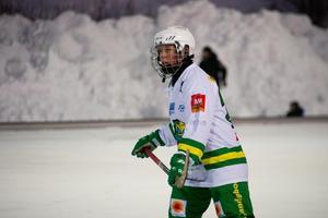 Sofie Josefsson är en av Skutskärs försvarare.