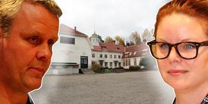 Allmännyttan förvaltar fortsättningsvis kommunens fastigheter, och Richard Brännström ser just nu över skolbyggnader – något som påverkar fortsatta beslut, enligt Stina Bohlin (S). Bilden är ett montage.