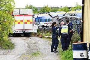 Två personer dog vid en olycka i Granlo i september förra året.