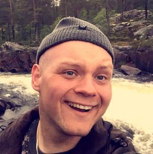 Fredrik Nilsson.