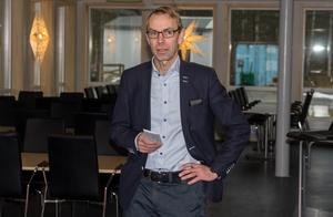 Johan Johansson är vd för USNR i Sverige.
