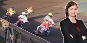 Sportens Jessica Eriksson ska kommentera helgens GP-tävling i Viasat