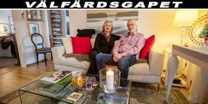 Eva och Christer Nehrer hade inga tankar på att flytta till ett trygghetsboende förrän Gavlegårdarna föreslog det. Nu trivs de i sitt nya kvarter som erbjuder mer än bara boende.