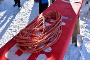 Ett rep att undvika eller räddas av