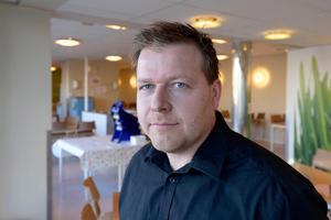 Peter Johansson är lokalstrateg på barn- och utbildningsförvaltningen.