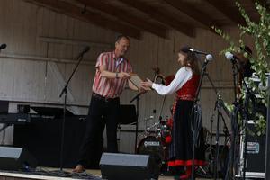 Under dagen delades även Bror-Erics stipendium ut till Signe Södergård.