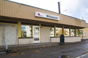 Röda korset vill skapa en aktiv mötesplats i Arbrå vid en redan bra placerad knutpunkt.