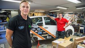 Niklas och Tomas Pettersson.