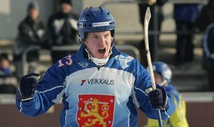 Mika Mutikainen. Foto: Jonas Ekströmer (TT).