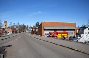Gästrike Räddningstjänst får nya ändamålsenliga lokaler intill Landsvägen centralt i Storvik.