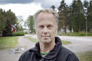Ulf Hedlund, 49, chaufför, Åshammar.