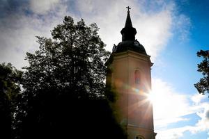 Det blir två konserter med Thomas di Leva i Norrtälje kyrka i höst.