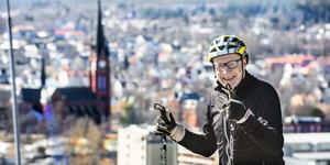Nyligen startade Stig Wiklund en podcast om mental träning tillsammans med före detta skidåkarna Anna och Johan Olsson.
