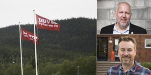 Oppositionsråd Peter Bergman (S) och kommunalråd Daniel Danielsson (C) tror båda att en förskola i Duved är det snabbaste alternativet för att få en permanent lösning för förskoleplatsbristen.