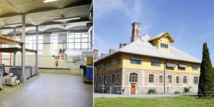 """""""En magnifik ladugårdsbyggnad med bottenvåning i rött tegel med sandstensdetaljer i omfattningar, solbänkar, hörnkedjor och våningsband"""". Så beskrivs ladugården i Södertälje kommuns kulturmiljöinventering."""