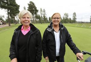 Eva- Christin Bodin och Susanna Pohl från Eskilstuna: