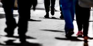 """""""För att stoppa utvecklingen behöver Polisen, Säkerhetspolisen och Tullmyndigheten mer resurser men istället väljer regeringen och stödpartierna familjevecka, subventioner till klimatångestterapi och friår"""", skriver MUF. Foto: Magnus Andersson/TT"""