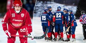 Joakim Hedberg, spelande tränare i Söråker, ser fram emot seriestarten under lördagen. Nästa helg kliver sedan Selånger in i seriespelet.