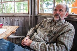 Karl-Anders Lindberg säger att han alltid varit intresserad av tåg och järnvägar. Och han älskar att klura ut lösningar på problem.
