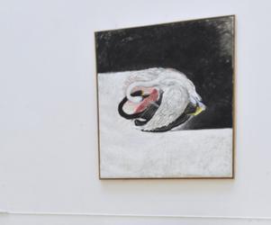 Hilma af Klints målning ur serien