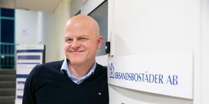 """""""Jag tycker det är mer spännande i ett kommunalt bolag"""", säger Anders Eklund."""