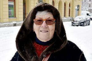 Birgitta Mäenpää, 73 år, pensionär, Alnö: