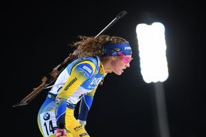 Hanna Öberg blev bästa svenska.