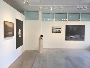 Utställningen på Borlänge modern öppnade lördagen 13 april. Foto: Maja Daniels