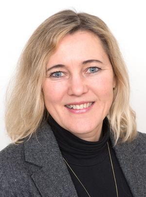 Jeanette Björnell, vårdutvecklare vid barnhälsovården i Stockholms läns landsting. Foto: SLL