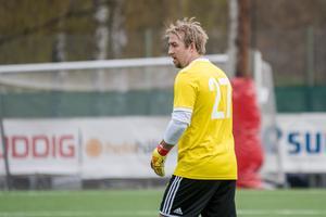Mathias Svärd höll nollan för femte gången den här säsongen.
