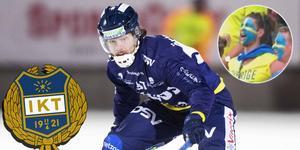 Aksel Örn Ekblom. Bild: Nils Petter Nilsson (TT)