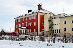 Gamla Bolbyskolan i Ånge är ett av de större boenden som Migrationsverket avvecklat i Ånge kommun.